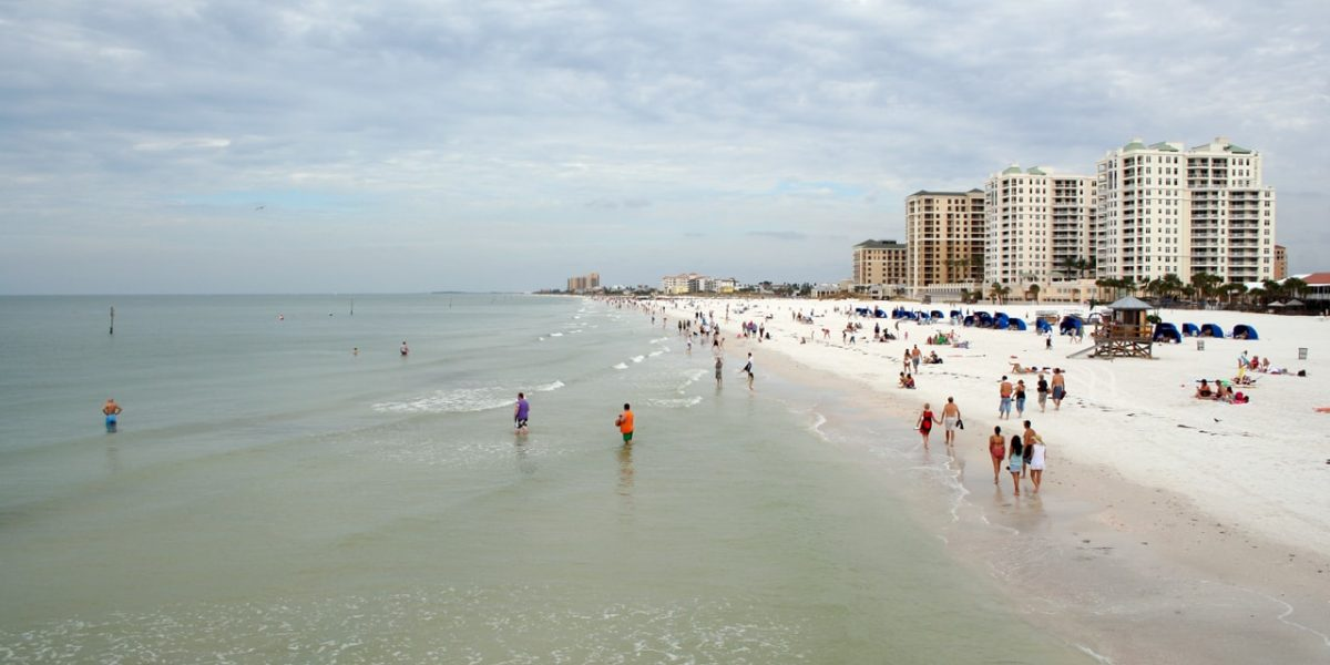 De stranden van Florida